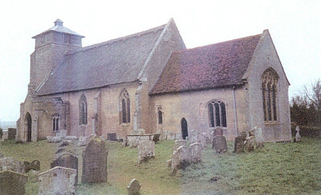 Church of Saint Peter, Great Livermere, Suffolk, England - Photo courtesy of Michael E. Leveridge, Cambridge, England